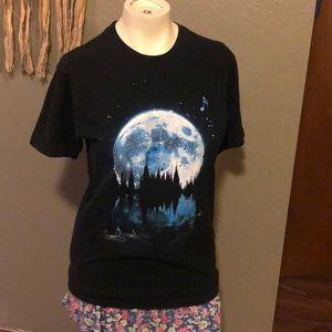 American Apparel Women's Size M Medium Cool Shirt